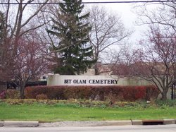 Bet Olam Cemetery (Kinsman Cemetery, Park Synagogue Cemetery, Wa