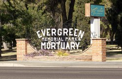 Evergreen Memorial Park (Evergreen Cemetery)
