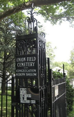 Union Field Cemetery