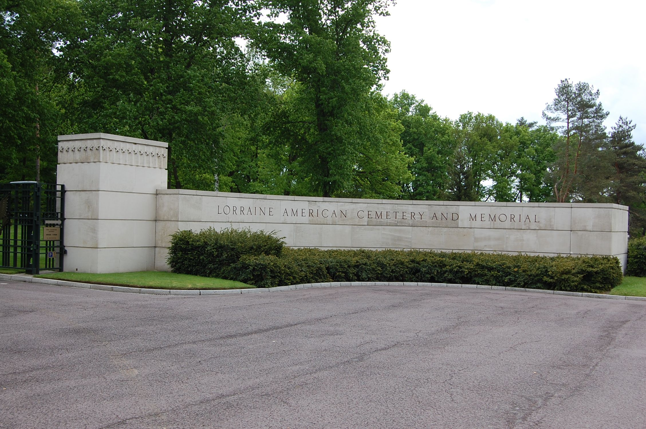 Lorraine American Cemetery and Memorial