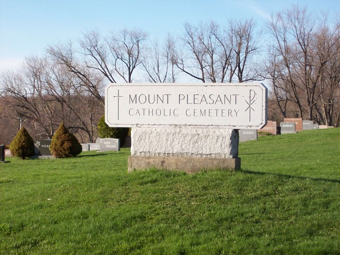 Mount Pleasant Catholic Cemetery