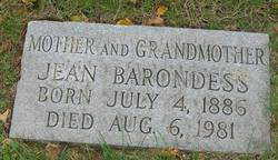 Jean Barondess (1886 - 1981) Find A Grave Memorial
