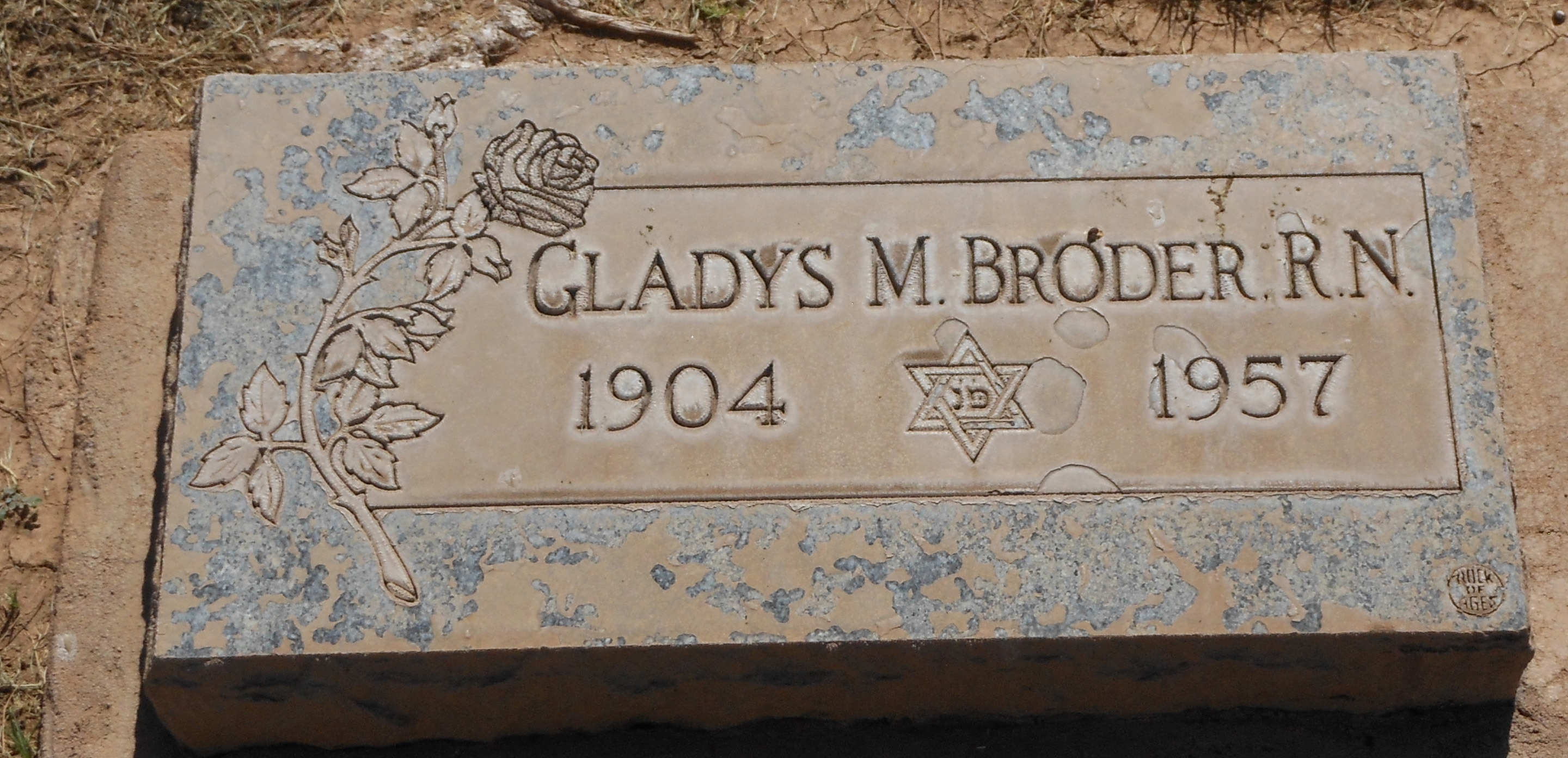 Gladys Minnie Broder (1904 - 1957) Find A Grave Memorial