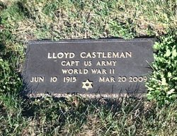 Lloyd Castleman (1915 - 2009) Find A Grave Memorial