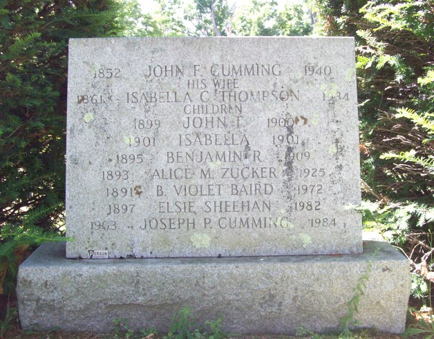 Elsie Cumming Waldstein (1897 - 1982) Find A Grave Memorial