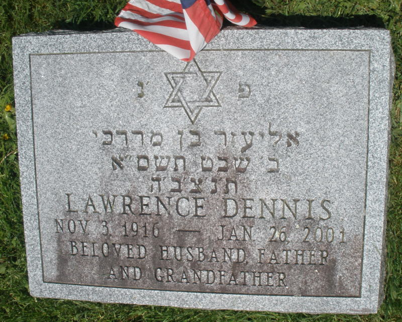 Lawrence Dennis (1916 - 2001) Find A Grave Memorial
