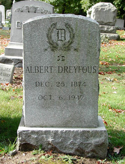Albert Gomez Dreyfous (1874 - 1947) Find A Grave Memorial