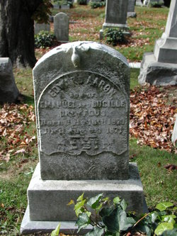 Edward Aaron Dreyfous (1870 - 1873) Find A Grave Memorial