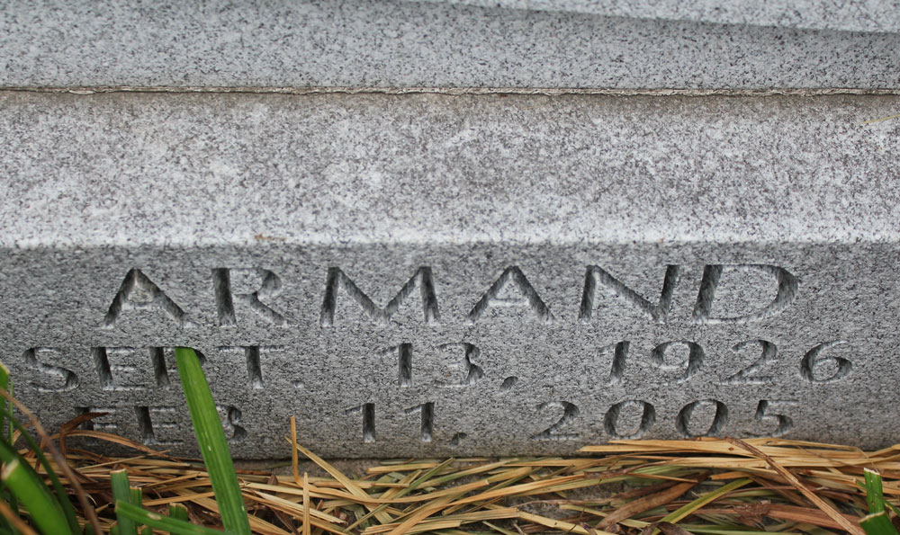 Armand Essig (1926 - 2005) Find A Grave Memorial