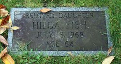 Hilda Fish (1904 - 1968) Find A Grave Memorial