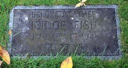 Isadore Fish (1871 - 1946) Find A Grave Memorial