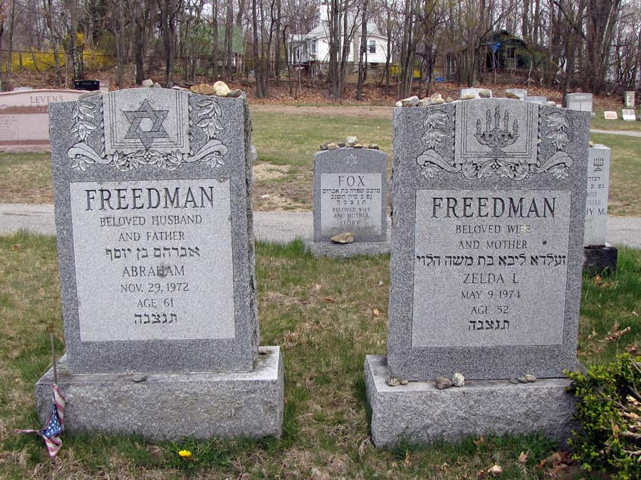 Abraham Freedman (1911 - 1972) Find A Grave Memorial