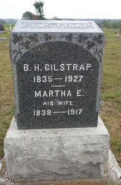Martha Emmaline Wright Gilstrap (1838 - 1917) Find A Grave Memorial