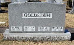 Bertha Solod Goldstein (1911 - 2012) Find A Grave Memorial