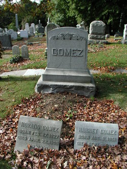 Harriet Gomez (1851 - 1927) Find A Grave Memorial