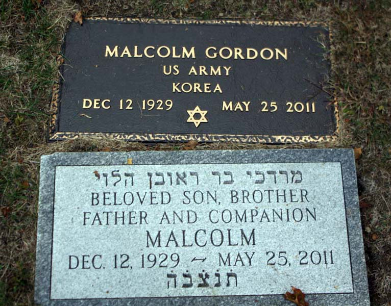 Malcolm Gordon (1929 - 1911) Find A Grave Memorial