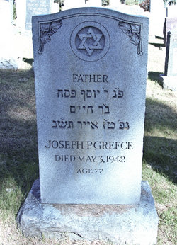 Joseph P. Greece (1865 - 1942) - Find A Grave Memorial