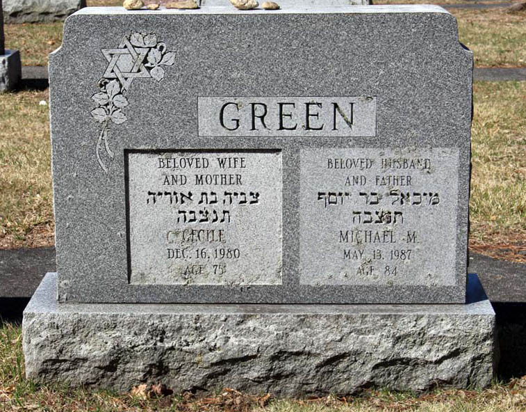 Cecile Segel Green (1905 - 1980) Find A Grave Memorial