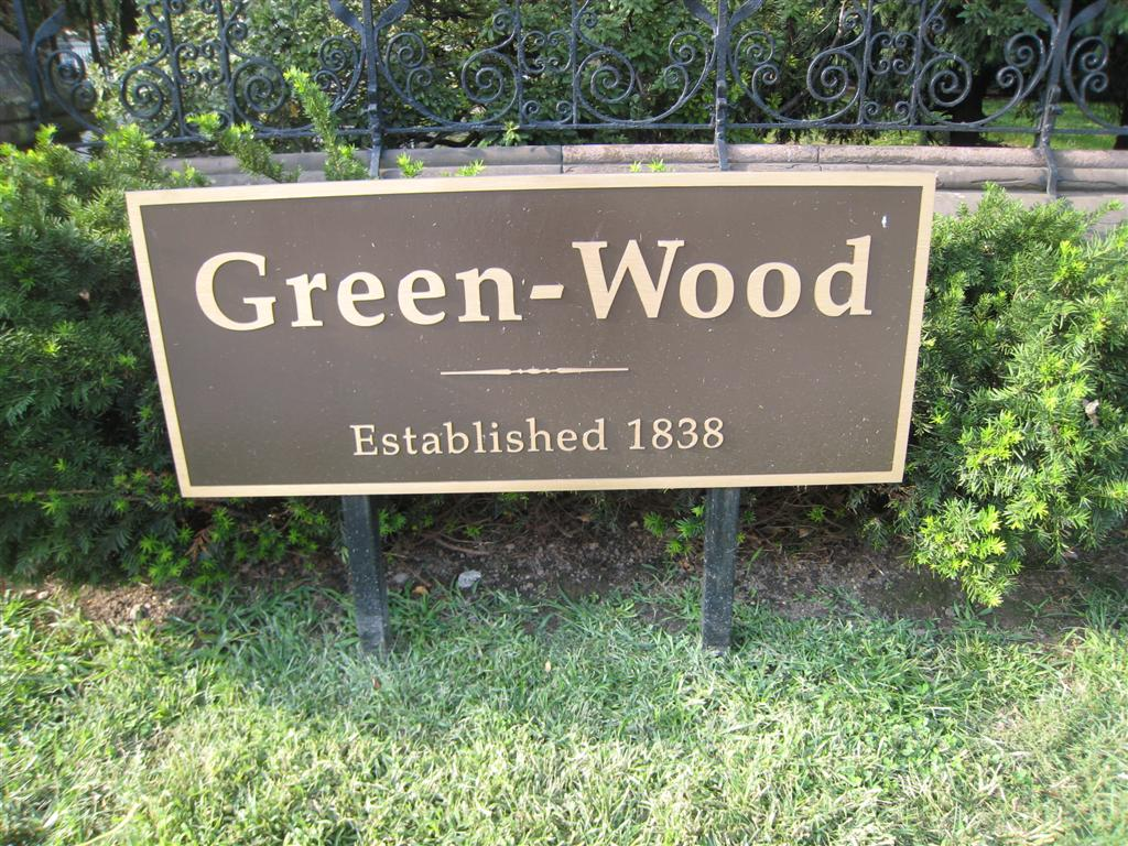 Green-Wood Cemetery (Greenwood Cemetery)