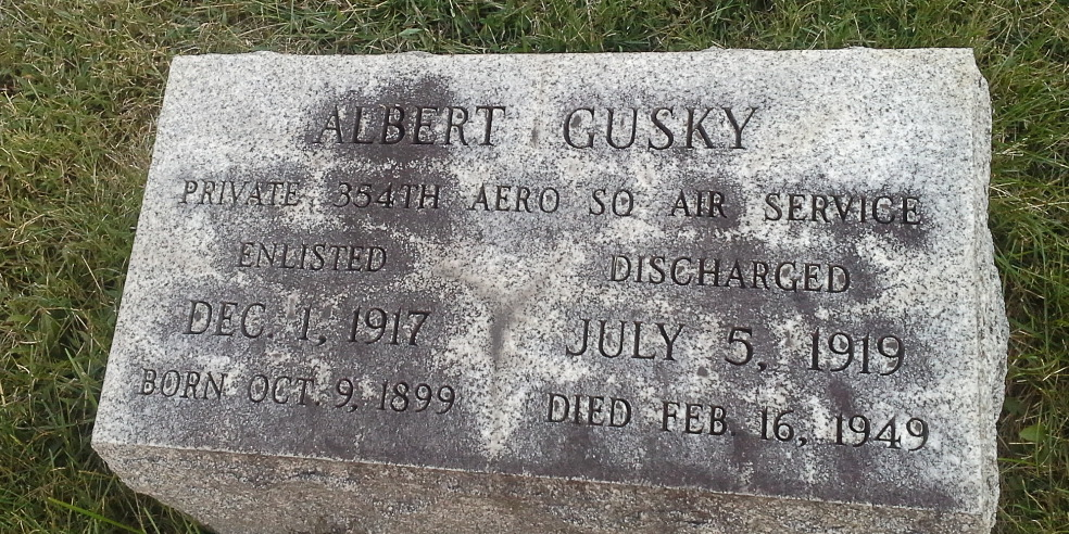 Albert Gusky (1899 - 1949) Find A Grave Memorial