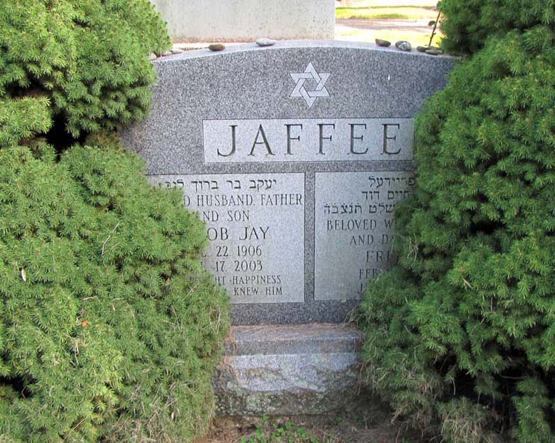 Freida Baskin Jaffee (1913 - 1979) Find A Grave Memorial