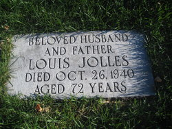 Louis Jolles (1868 - 1940) Find A Grave Memorial