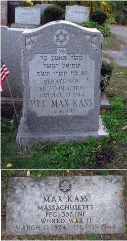 Max Kass (1924 - 1944) Find A Grave Memorial