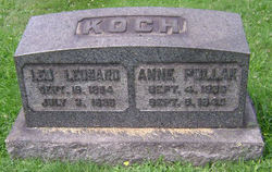 Anne Pollak Koch (1889 - 1948) Find A Grave Memorial