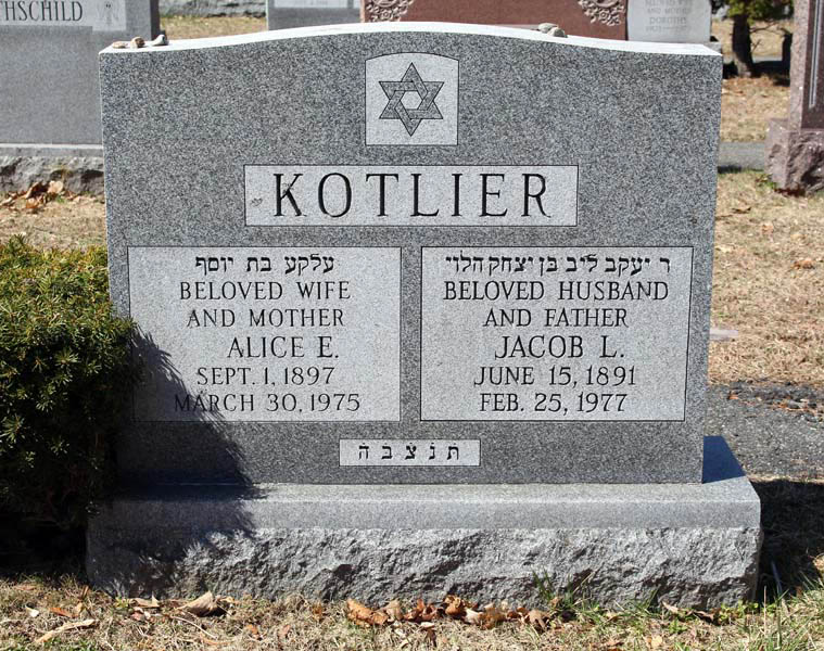 Alice E. Krock Kotlier (1897 - 1975) Find A Grave Memorial