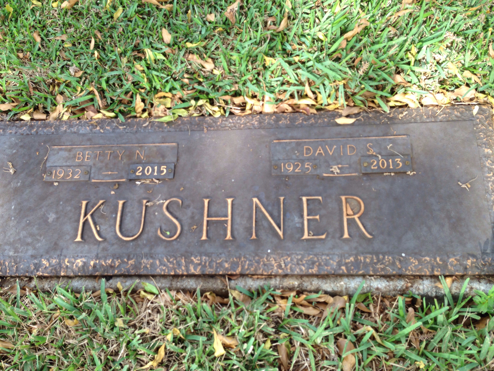 Betty Jean Nore Kushner (1932 - 2015) Find A Grave Memorial