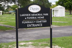 Lakeside Cemetery, 10301 NW 25th St, Doral, Miami-Dade County, F