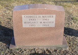 Charles H. Mather (1900 - 1961) Find A Grave Memorial