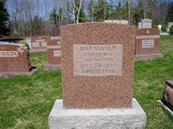 Mae Greenspan Minsky (1895 - 1938) - Find A Grave Memorial