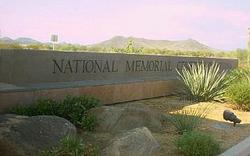 National Memorial Cemetery Of Arizona, 23029 North Cave Creek Ro