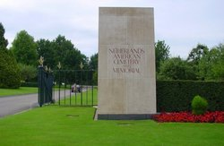 Netherlands American Cemetery and Memorial, Margraten, Eijsden-M