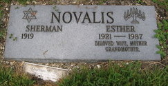 Esther Novalis (1921-1987) Find A Grave Memorial