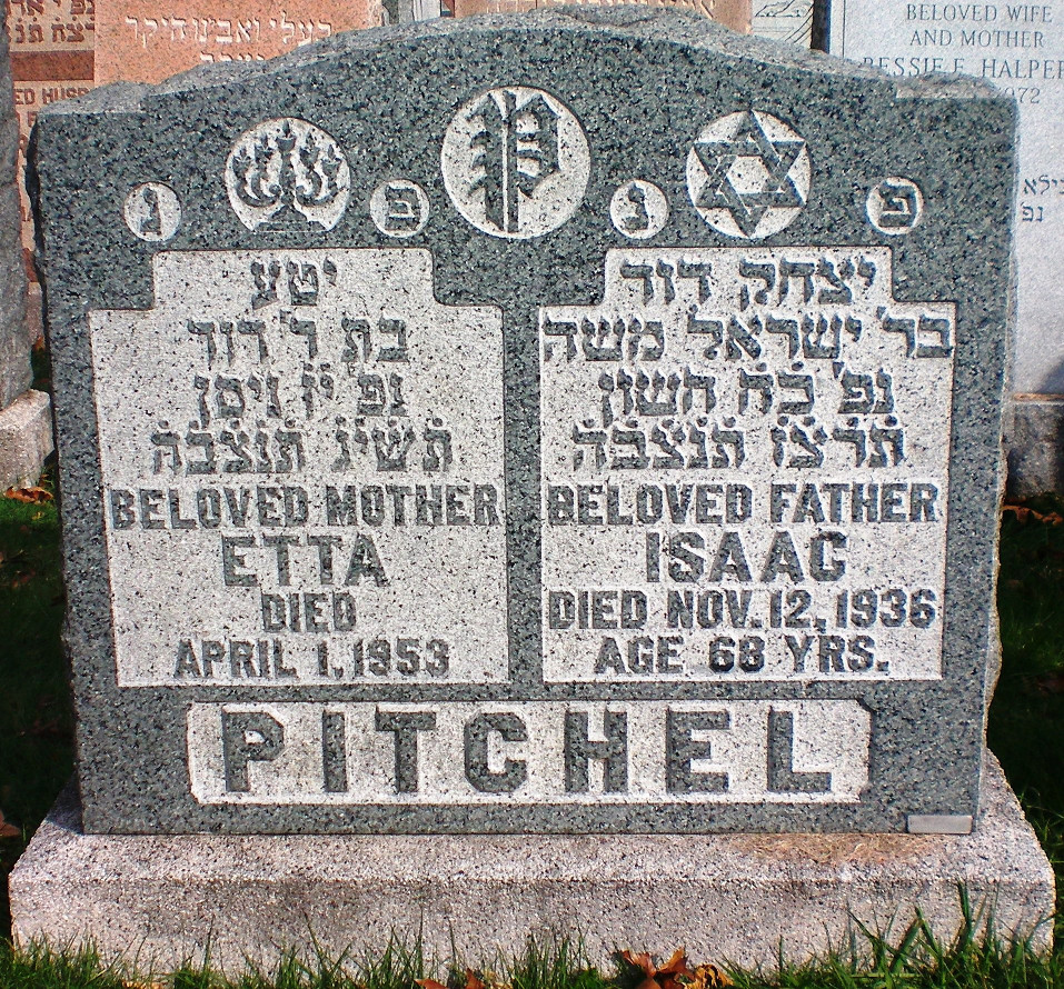 Isaac Pitchel ( - 1936) Find A Grave Memorial