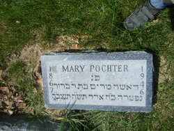 Mary Pochter (1867 - 1946) Find A Grave Memorial