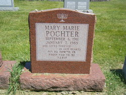 Mary Marie Pochter (1911 - 1985) Find A Grave Memorial