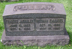 Herman Emanuel Pollak (1856 - 1928) Find A Grave Memorial