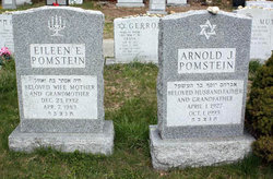 Eileen E. Silverman Pomstein (1932 - 1983) - Find A Grave Memorial