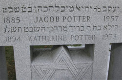 Jacob Potter (1885 - 1957) Find A Grave Memorial
