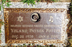 Yoland Payson Potter (1920 - 2007) Find A Grave Memorial