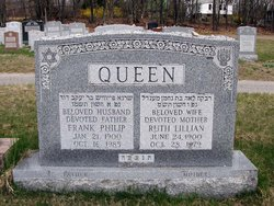 Frank Philip Queen (1900 - 1985) Find A Grave Memorial