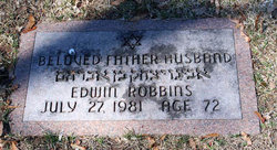 Edwin Robbins (1909 - 1981) Find A Grave Memorial