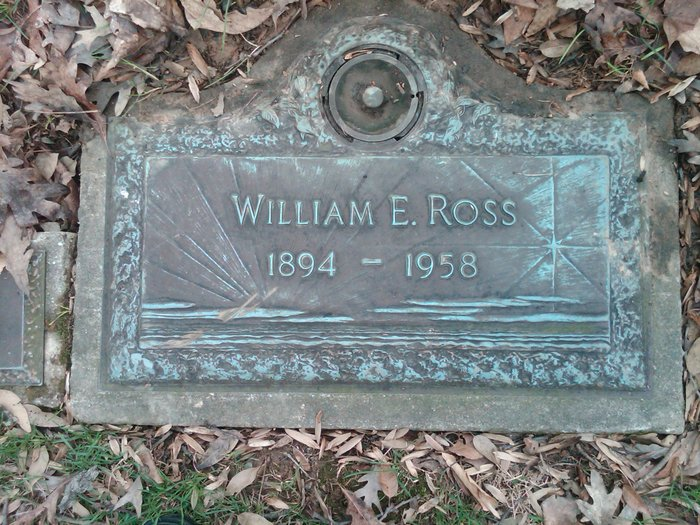 William Ezra HaCohen 'Billy' Waldstein Ross (1892 - 1958) Find A Grave Memorial