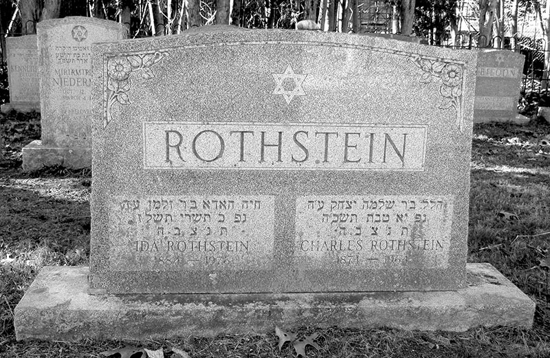 Ida Rothstein (1884 - 1976) Find A Grave Memorial