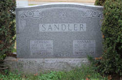 Herman Sandler (1891 - 1976) Find A Grave Memorial