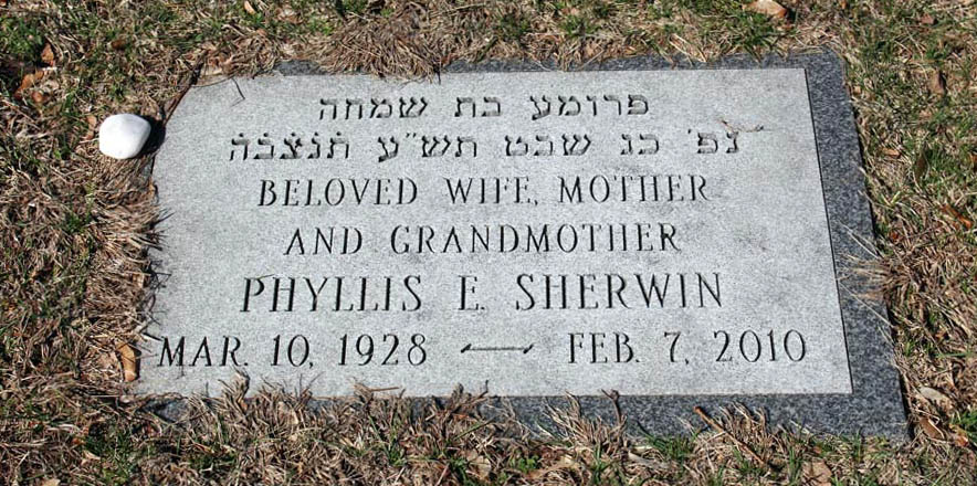 Phyllis E. Kane Sherwin (1928 - 2010) - Find A Grave Memorial
