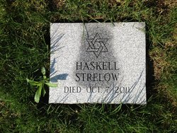 Haskell Strelow (1928 - 2011) Find A Grave Memorial